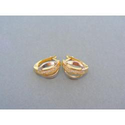 8193b103d Zlaté náušnice | detské náušnice | šperk | šperky | zlato | náušnice ...