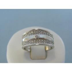 Strieborný prsteň dámsky kamienky zirkónu VPS53408 Strieborný prsteň dámsky  kamienky zirkónu VPS53408 d32236c9bf2