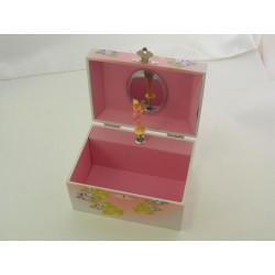 Detská šperkovnica hracia motýlia víla D1329