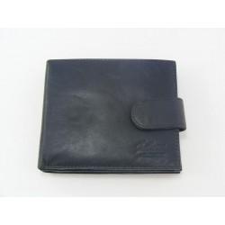 Pánska peňaženka kožená čierna farba VGALANA050C2