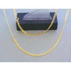 Zlatá retiazka vzor pancier žlté zlato VR505274Z