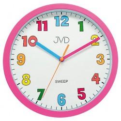 Nástenné hodiny JVD sweep HA46,2