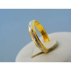 Prsteň ch. oceľ vzorovaný DPO56163 316L 1.63g