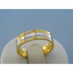 Strieborný prsteň ch. oceľ farebne prevedenie DPO56364 316L 3.64g