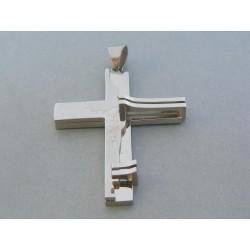 Prívesok kríž ch. oceľ VIKO2515 316L 25.15g