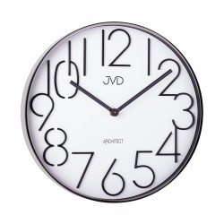 Designové kovové hodiny JVD -Architect- HC06.2
