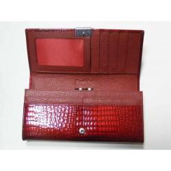 Dámska peňaženka červená rosso 03-02