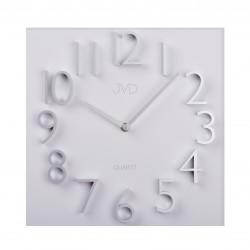 Nástenné hodiny drevené JVD HB19