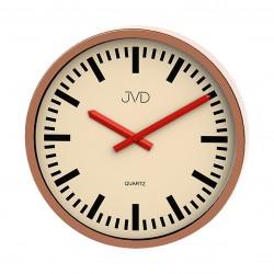 Nástěnné hodiny JVD quartz H306.2