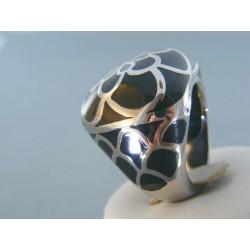 Dámsky prsteň ch. oceľ VPO551422 316L 14.22g
