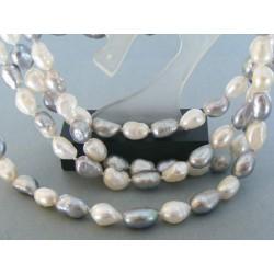 Dámska retiazka náhrdelnik perla DRS15812177 121.77g