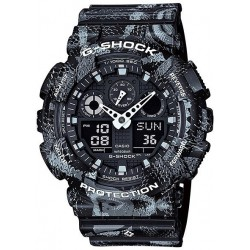 Hodinky CASIO G- shock GA 100MRB-1A