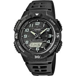 Pánske hodinky CASIO AQ S800W-1B