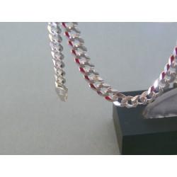 Strieborný náramok vzor pancier VNS21720 925/1000 7.20g