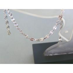Strieborný dámsky náramok zdobený VNS19219 925/1000 2.19g