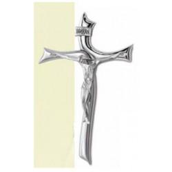 Strieborný kríž umučenie VO003130KP