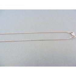 Zlatá retiazka biele zlato DR45289B