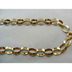 Zlatý nárahrdelník - retiazka