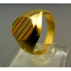 Zlatý pánsky prsteň VP60415V