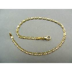 Zlatý pánsky náramok DN21324
