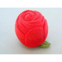 Ozdobná krabička červená ruža VFU-62B/A7
