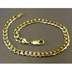 Zlatý náramok vzor poncier DN2351133