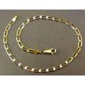 Zlatý náramok žlté zlato ručná píla DN22302Z