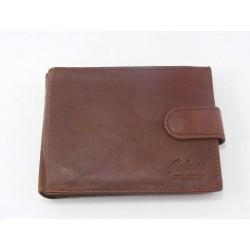 Pánska peňaženka hneda koža VGALANA019A