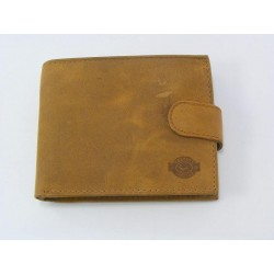 Pánska peňaženka svetlohneda koža VGALANA110P
