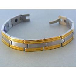 Magnetický náramok ch. oceľ liečivé účinky VNO2154648