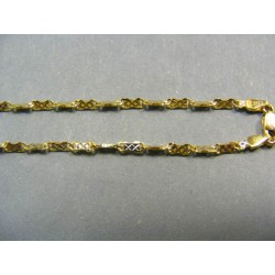Zlatá retiazka žlte zlato
