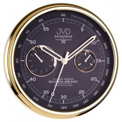 Nástenné hodiny JVD seaplane HA10,1