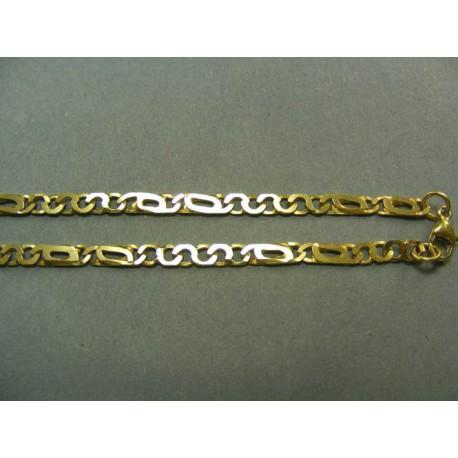 Zlatá Retiazka vzor dolárovka žlté zlato