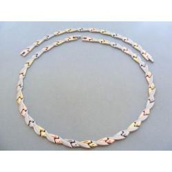 Súprava dámska náhrdelnik náramok ch. oceľ VSO482111332 316L 113.32g