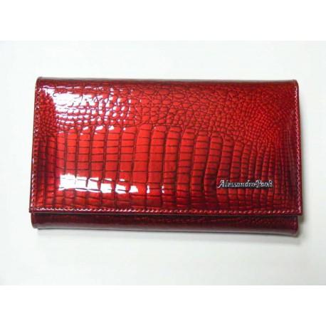 Dámska červené peňaženka rosso 01-03