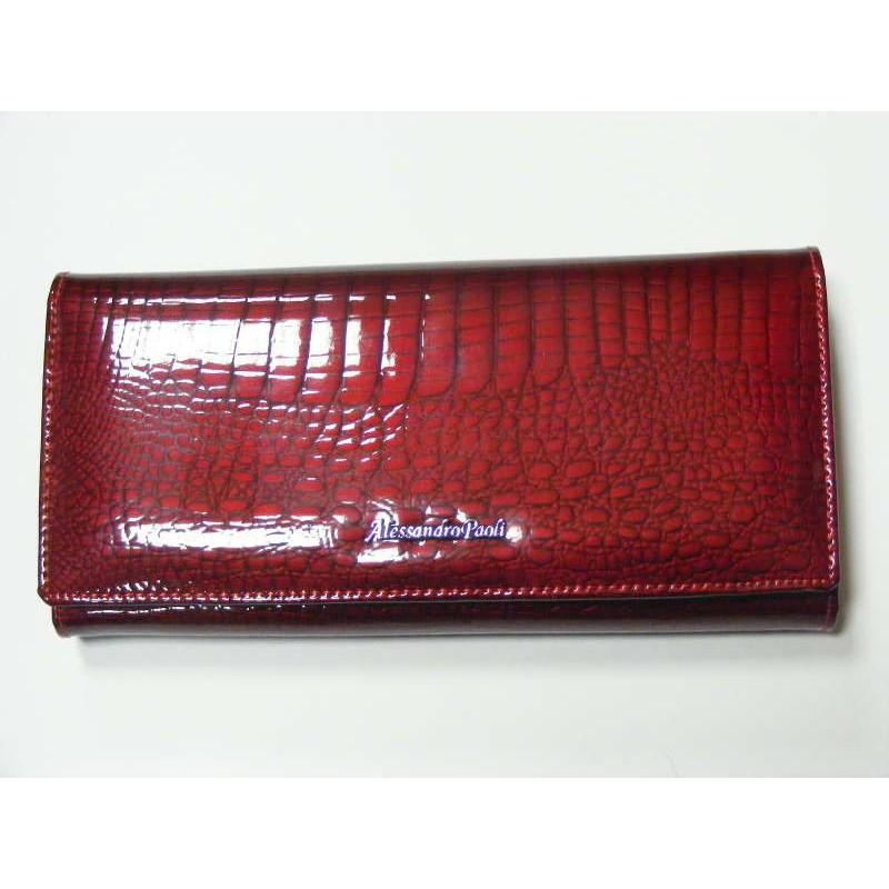 Dámska peňaženka červená rosso 01-02 0afc6f64196