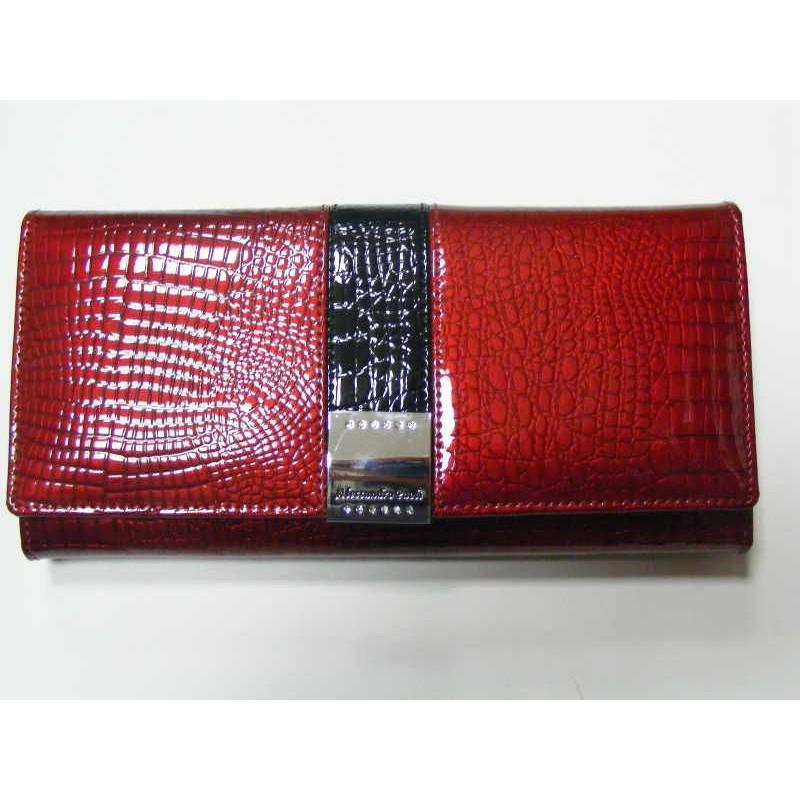 Dámska peňaženka červená rosso 03-02 11c9c5991b7