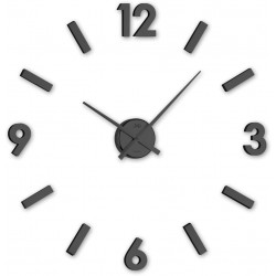 Nástenné nalepovacie hodiny JVD HC20.3