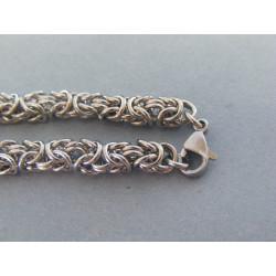 Ch. oceľ náhrdelník vzorovaný DRO554726 316/L 47,26g