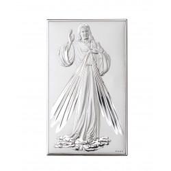 Strieborný obraz božie milosrdenstvo VL81321/4XL