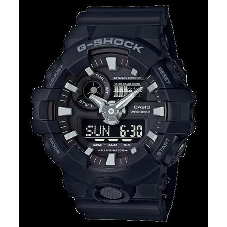 Hodinky Casio G-SHOCK GA-700-1BER
