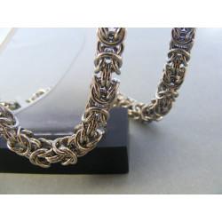 Ch. oceľ náhrdelník vzorovaný DRO508210 316L 82,10g