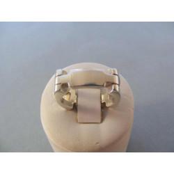 Strieborný pánsky prsteň DPS6011 925/1000 11.0g