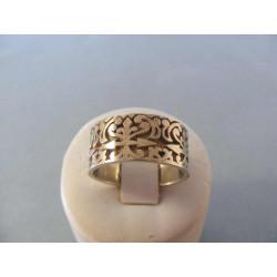 Pánsky prsteň strieborný DPS62875 925/1000 8,75 g
