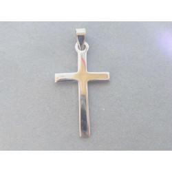 Prívesok UNISEX striebro kríž VIS191 925/1000 1,91 g