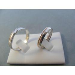 Svadobné obrúčky model 60S 56622326