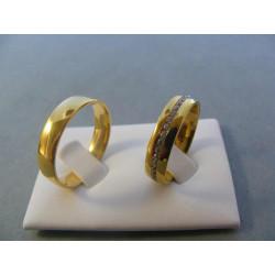 Svadobné obrúčky model 18/R 56623444