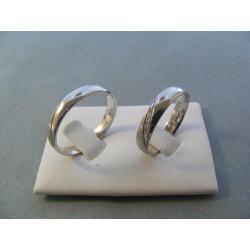 Svadobné obrúčky model 26/E2 56622932