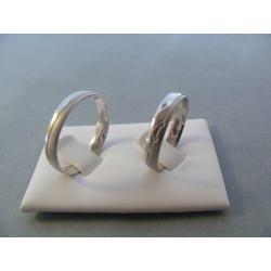 Svadobné obrúčky model 60/G 56622427
