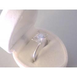 Dámsky strieborný prsteň zirkón v korunke VPS56284 925/1000 2,84 g